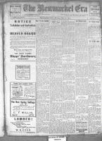 Newmarket Era (Newmarket, ON), May 17, 1912