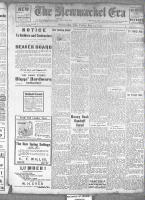Newmarket Era (Newmarket, ON), May 24, 1912
