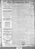 Newmarket Era (Newmarket, ON), May 31, 1912