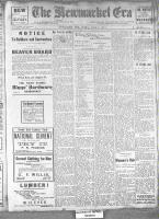 Newmarket Era (Newmarket, ON), June 7, 1912