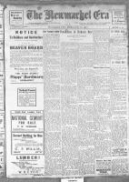 Newmarket Era (Newmarket, ON), July 26, 1912