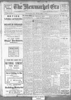 Newmarket Era (Newmarket, ON), August 2, 1912