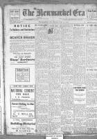Newmarket Era (Newmarket, ON), August 9, 1912