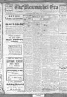 Newmarket Era (Newmarket, ON), August 16, 1912