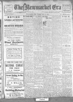 Newmarket Era (Newmarket, ON), August 23, 1912