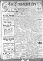 Newmarket Era (Newmarket, ON), August 30, 1912