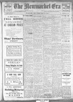 Newmarket Era (Newmarket, ON), September 20, 1912