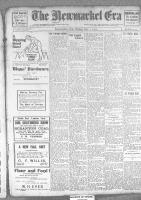 Newmarket Era (Newmarket, ON1861), November 1, 1912
