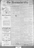 Newmarket Era (Newmarket, ON1861), November 15, 1912
