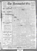 Newmarket Era (Newmarket, ON1861), December 6, 1912