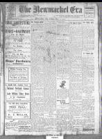 Newmarket Era (Newmarket, ON1861), December 13, 1912