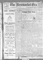 Newmarket Era (Newmarket, ON1861), December 27, 1912