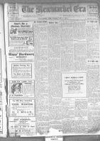 Newmarket Era (Newmarket, ON1861), February 7, 1913