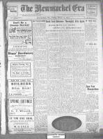Newmarket Era (Newmarket, ON1861), March 14, 1913