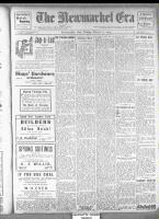 Newmarket Era (Newmarket, ON1861), March 21, 1913