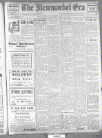 Newmarket Era (Newmarket, ON), March 28, 1913