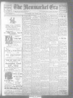 Newmarket Era (Newmarket, ON1861), July 18, 1913