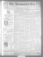 Newmarket Era (Newmarket, ON1861), July 25, 1913