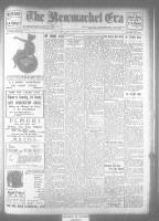 Newmarket Era (Newmarket, ON1861), October 9, 1914