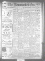 Newmarket Era (Newmarket, ON1861), November 13, 1914