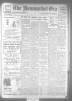 Newmarket Era (Newmarket, ON1861), November 20, 1914