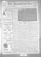 Newmarket Era (Newmarket, ON), April 30, 1915