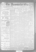 Newmarket Era (Newmarket, ON1861), July 20, 1917
