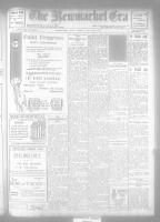 Newmarket Era (Newmarket, ON1861), May 3, 1918