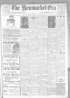 Newmarket Era (Newmarket, ON1861), June 28, 1918