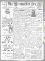 Newmarket Era (Newmarket, ON1861), August 16, 1918