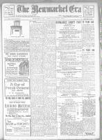 Newmarket Era (Newmarket, ON1861), September 6, 1918