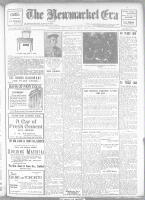 Newmarket Era (Newmarket, ON1861), September 13, 1918
