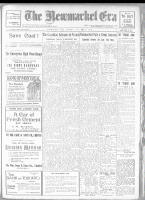 Newmarket Era (Newmarket, ON1861), October 4, 1918