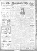 Newmarket Era (Newmarket, ON), October 11, 1918