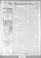 Newmarket Era (Newmarket, ON1861), May 30, 1919