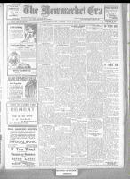 Newmarket Era (Newmarket, ON1861), July 11, 1919