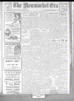 Newmarket Era (Newmarket, ON1861), August 15, 1919