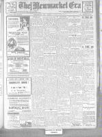 Newmarket Era (Newmarket, ON1861), August 22, 1919