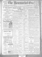 Newmarket Era (Newmarket, ON1861), October 3, 1919
