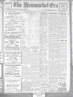 Newmarket Era (Newmarket, ON1861), October 24, 1919
