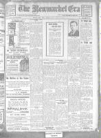 Newmarket Era (Newmarket, ON1861), November 7, 1919