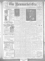 Newmarket Era (Newmarket, ON1861), November 14, 1919