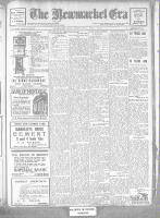 Newmarket Era (Newmarket, ON1861), November 21, 1919