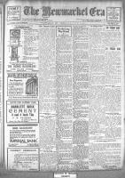 Newmarket Era (Newmarket, ON1861), December 12, 1919