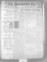 Newmarket Era (Newmarket, ON1861), December 26, 1919