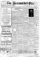 Newmarket Era (Newmarket, ON1861), February 11, 1921