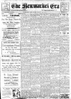 Newmarket Era (Newmarket, ON1861), March 4, 1921
