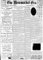 Newmarket Era (Newmarket, ON1861), March 11, 1921