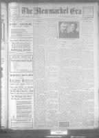 Newmarket Era (Newmarket, ON), February 3, 1922