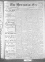 Newmarket Era (Newmarket, ON), February 10, 1922